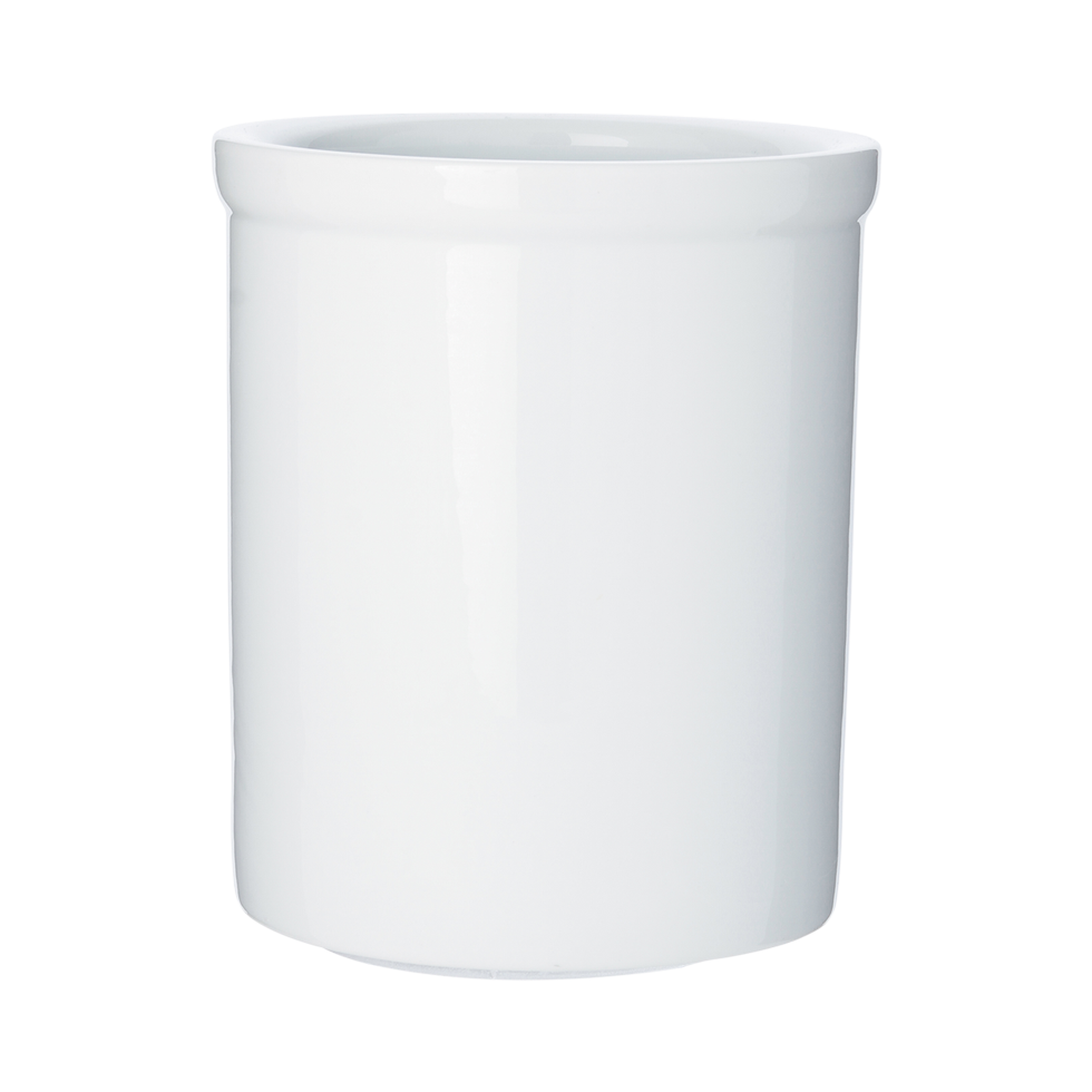 White Porcelain Dump Bucket Rental Bright Rentals