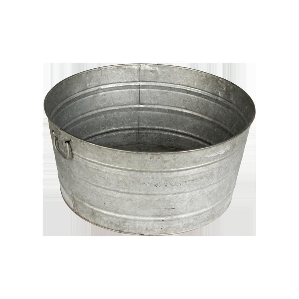 Galvanized Tub Rental Bright Rentals