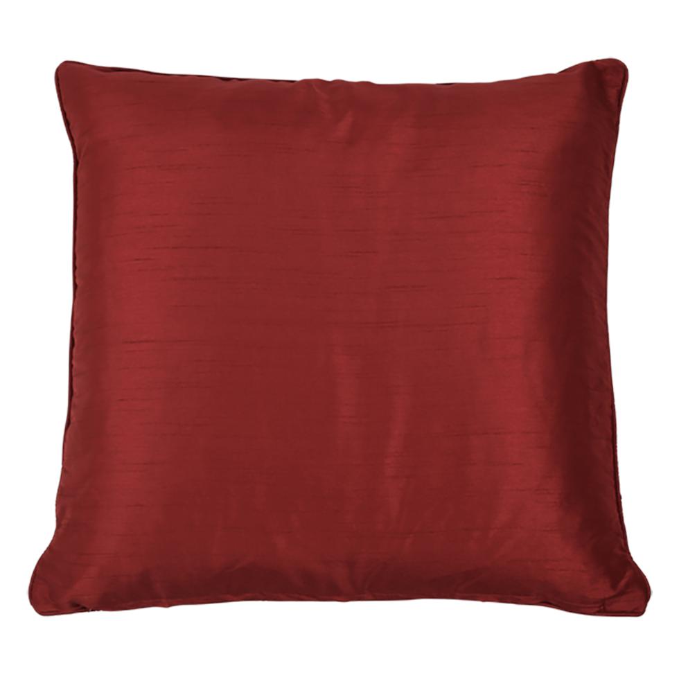 Merlot Silken Pillow 18 Quot X 18 Quot Rental Bright Rentals