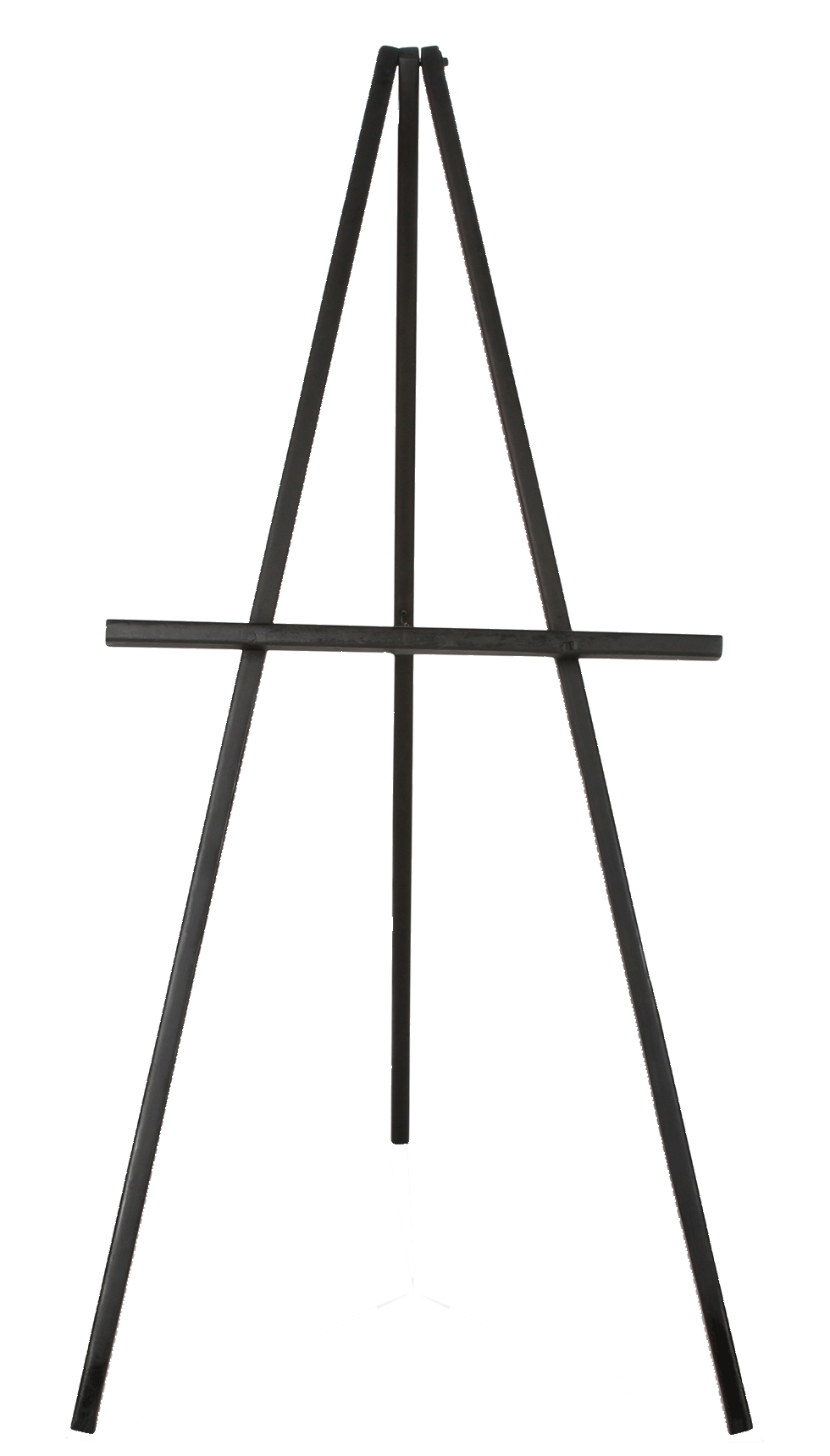 Black Wood Easel 3 1 2 X 5 High Rentals Bright Rentals