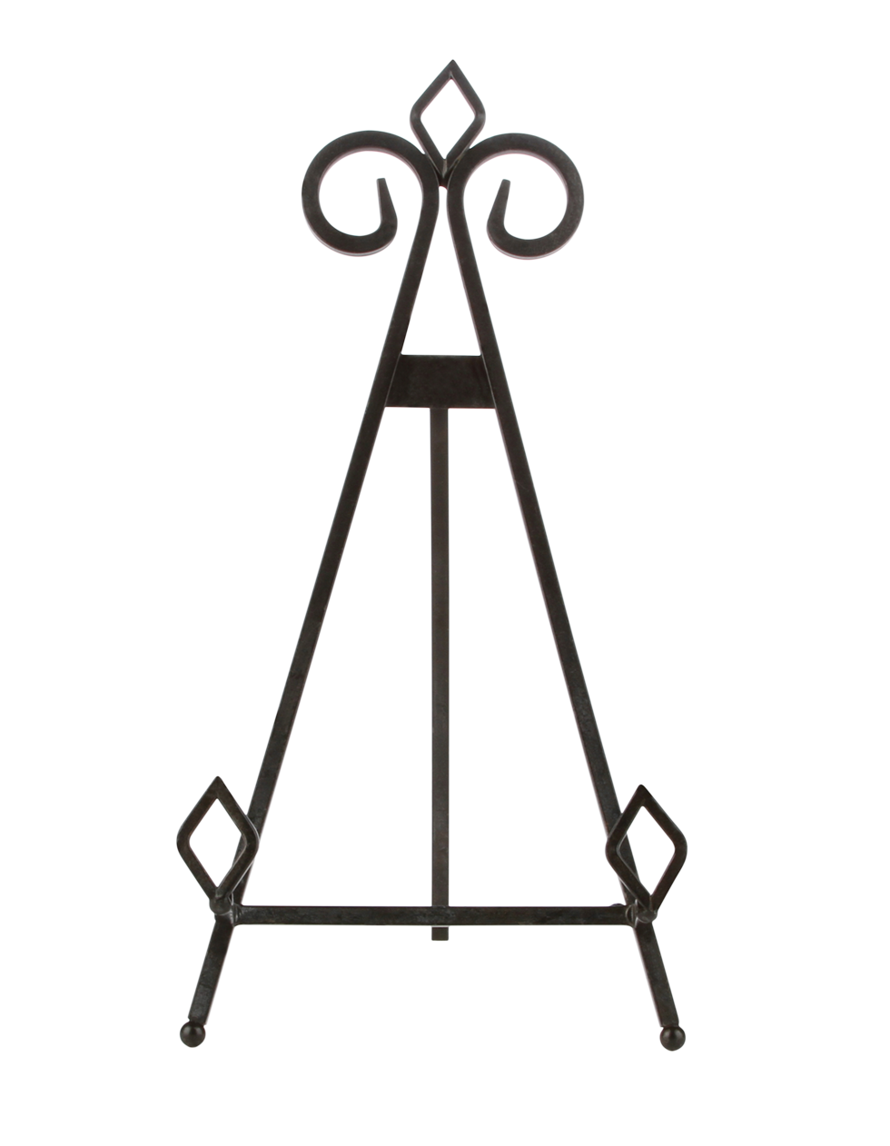 Wrought Iron Tabletop Easel 14 Quot Rentals Bright Rentals