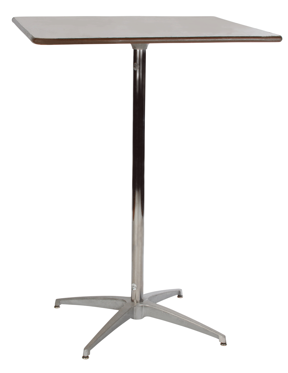Tall Cocktail Table 30 Quot Square X 42 Quot High Rentals Bright