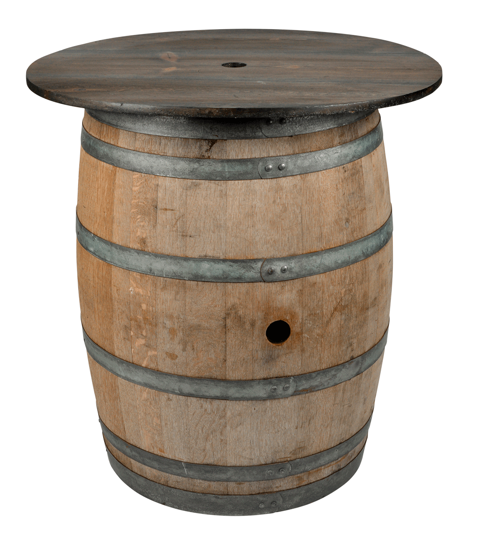 Wine Barrel Umbrella Stand Rental Bright Rentals