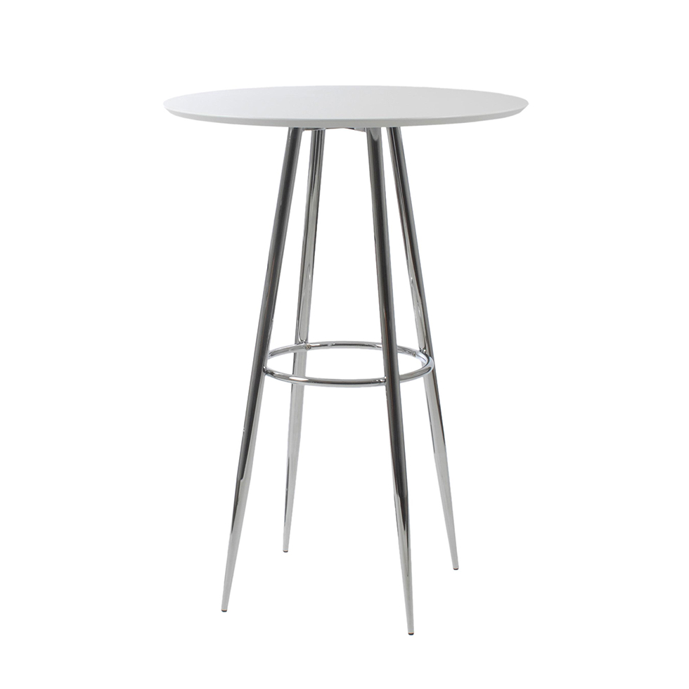 Celina Cocktail Table 30 Quot Round X 42 Quot High Rentals